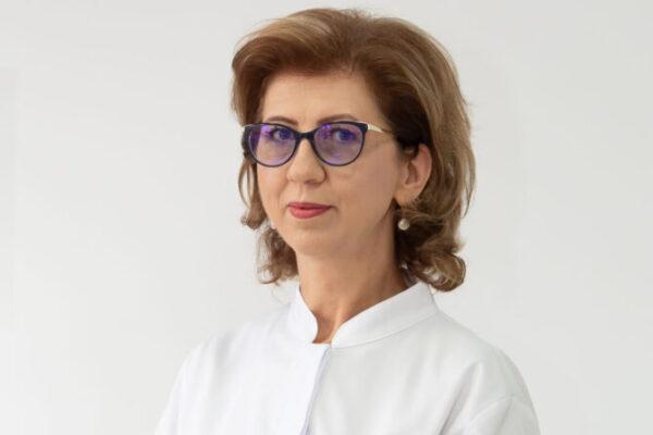 CONF. UNIV. DR. LAURA REBEGEA